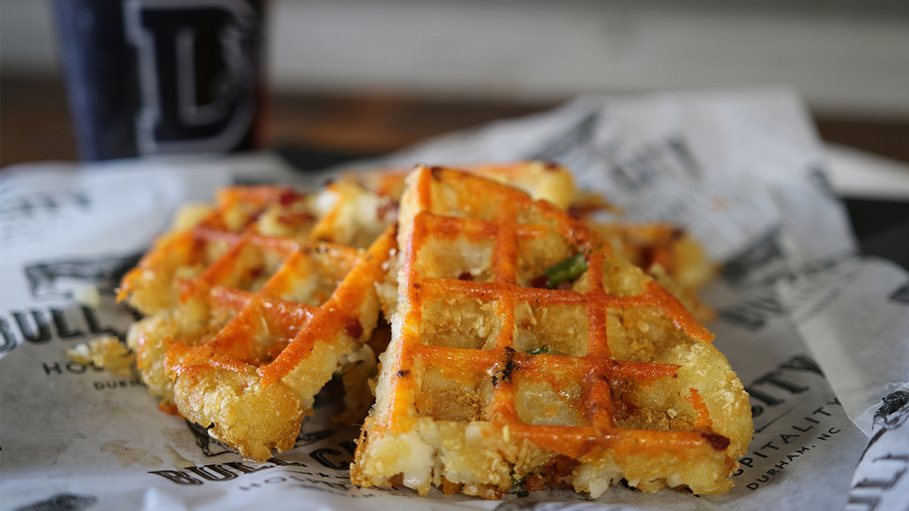 "The ""Tater Tot Waffle"" is one of eight food specials that was created for 2017 season"