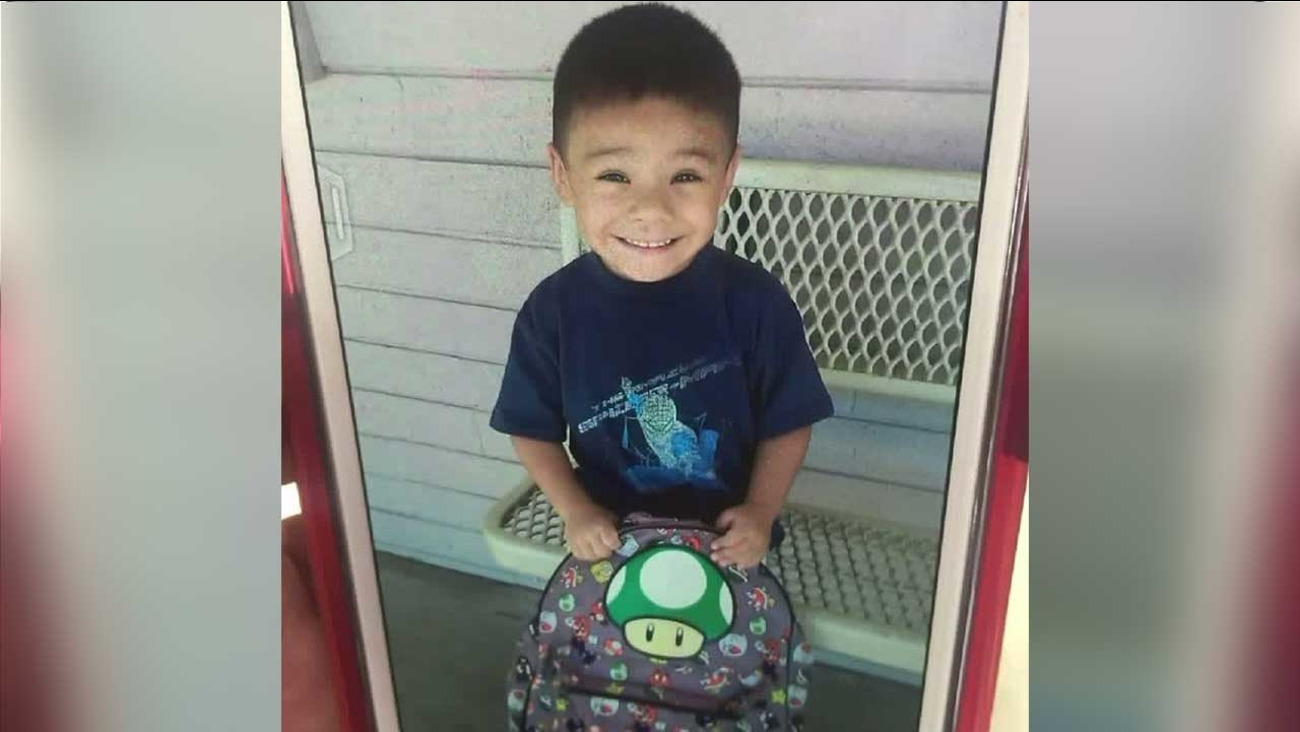 Daniel Munoz, 4, is shown in an undated photo.
