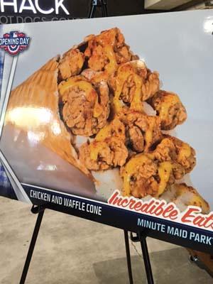 Astros Unveil New Renovations At Minute Maid Park Abc13com