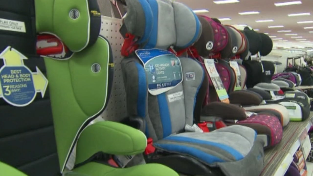Trade In Your Old Child Car Seat For A Discount On New One At Target