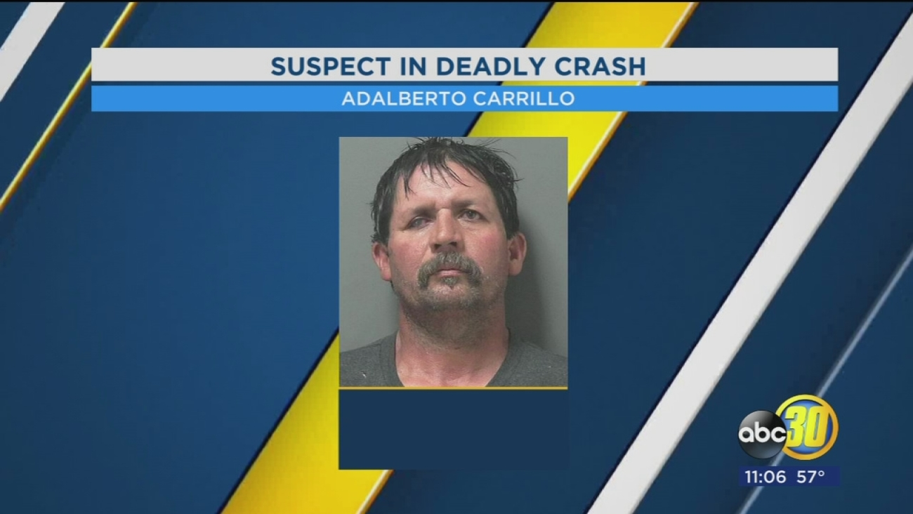 DUI suspect identified in crash that killed three near Hanford