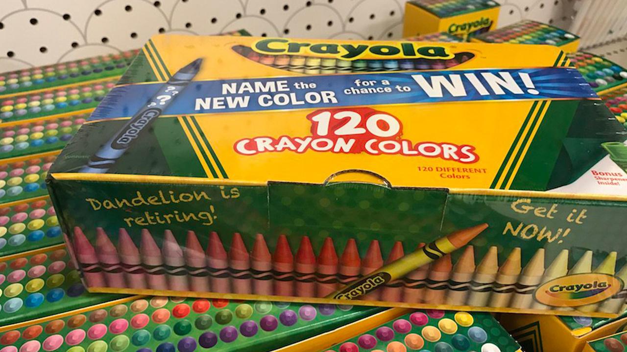 crayola dandelion target