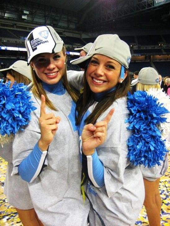 """<div class=""""meta image-caption""""><div class=""""origin-logo origin-image none""""><span>none</span></div><span class=""""caption-text"""">On the court at Ford Field, finally #1 (Credit: Andrea Blanford)</span></div>"""