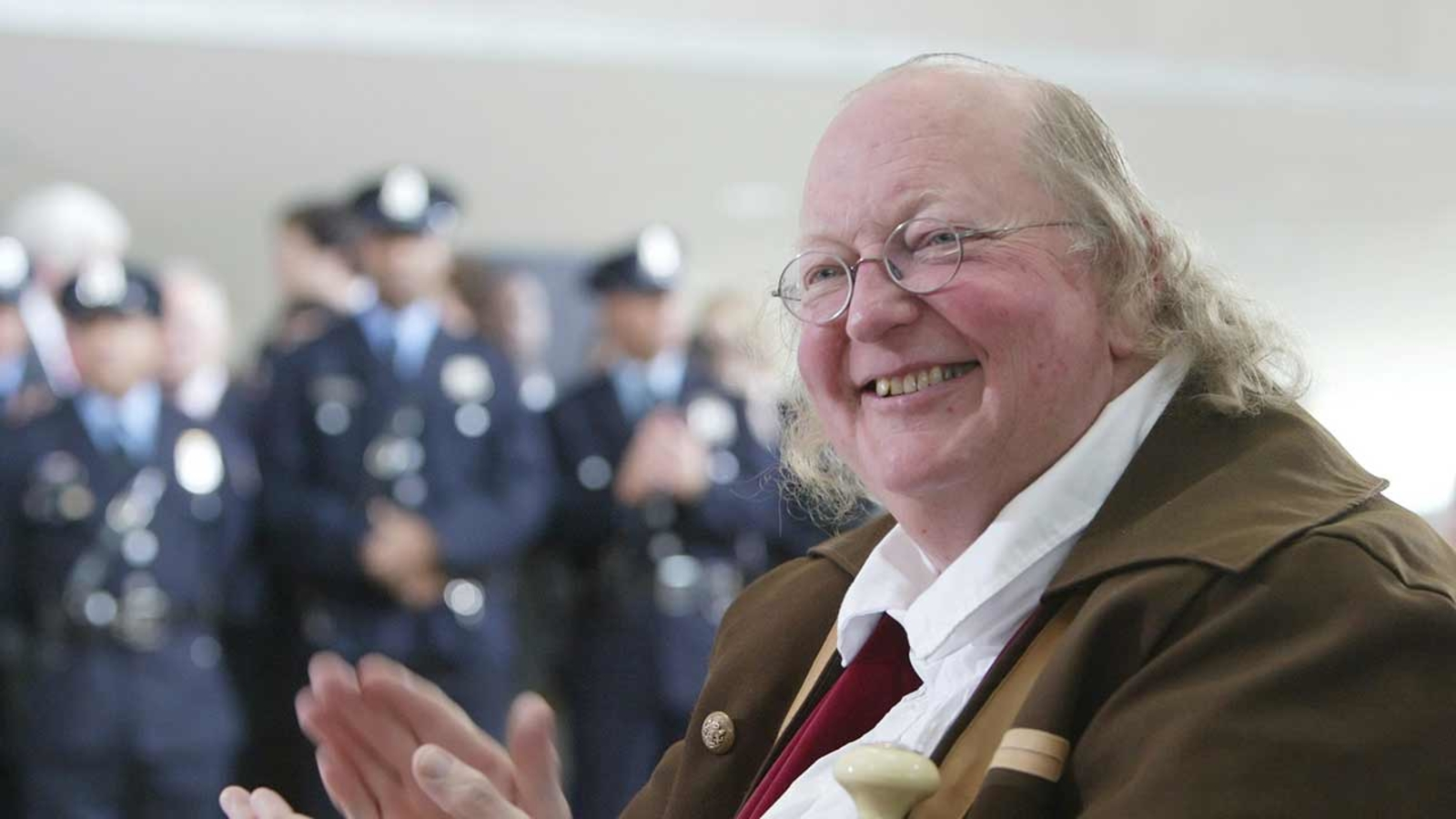 Iconic Benjamin Franklin actor Ralph Archbold has died