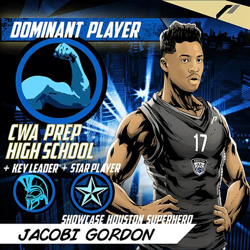 <div class='meta'><div class='origin-logo' data-origin='none'></div><span class='caption-text' data-credit='Showcase Houston'>Meet Jacobi GOrdon of Chris Walker Academy.</span></div>