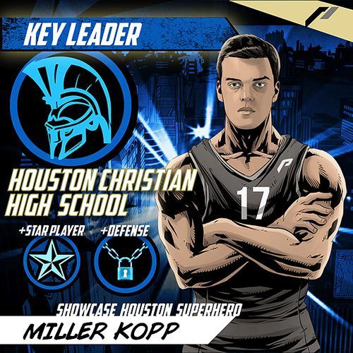 <div class='meta'><div class='origin-logo' data-origin='none'></div><span class='caption-text' data-credit='Showcase Houston'>Meet Miller Kopp of Houston Christian High School.</span></div>