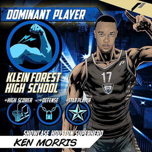 <div class='meta'><div class='origin-logo' data-origin='none'></div><span class='caption-text' data-credit='Showcase Houston'>Meet Ken Morris of Klein Forest High School.</span></div>