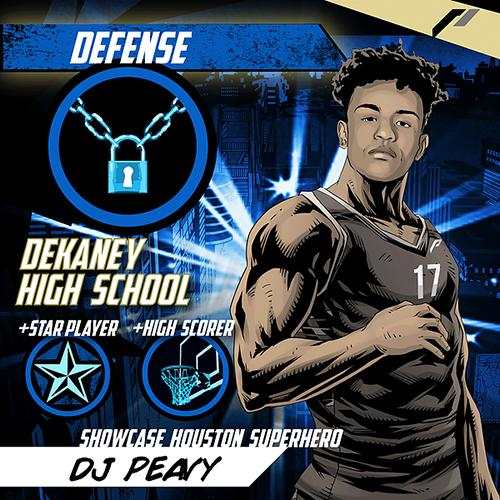<div class='meta'><div class='origin-logo' data-origin='none'></div><span class='caption-text' data-credit='Showcase Houston'>Meet DJ Peavy of Dekaney High School.</span></div>