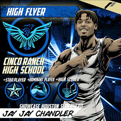 <div class='meta'><div class='origin-logo' data-origin='none'></div><span class='caption-text' data-credit='Showcase Houston'>Meet Jay Jay Chandler of Cinco Ranch High School.</span></div>