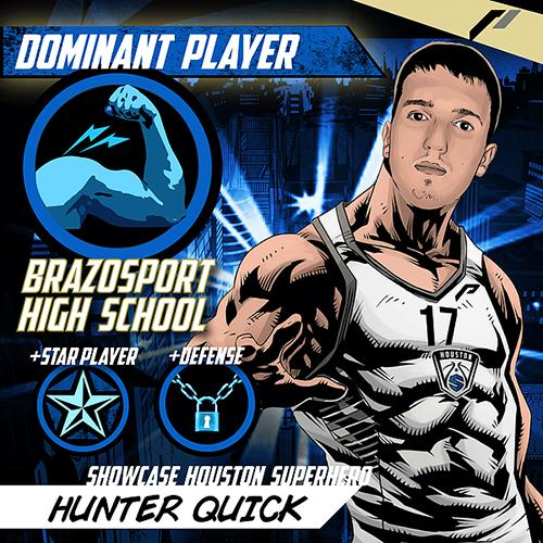 <div class='meta'><div class='origin-logo' data-origin='none'></div><span class='caption-text' data-credit='Showcase Houston'>Meet Hunter Quick of Brazosport High School.</span></div>