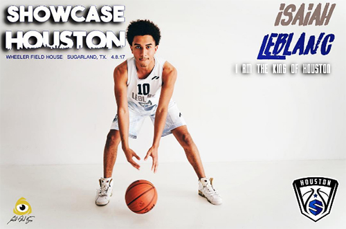 <div class='meta'><div class='origin-logo' data-origin='none'></div><span class='caption-text' data-credit='Showcase Houston'>Isaiah Leblanc (@LeblancIsaiah) is a freshman at Kinkaid.</span></div>