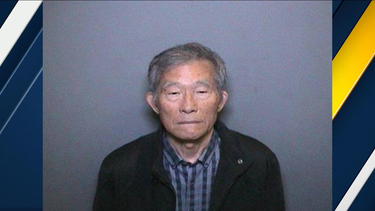 Henry David Lee, 70, of Laguna Woods, is shown in a mugshot.