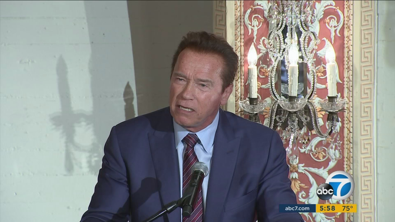 Betsy Devos Deputy Privately Admitted >> Arnold Schwarzenegger Emphasizes Importance Of After School Programs
