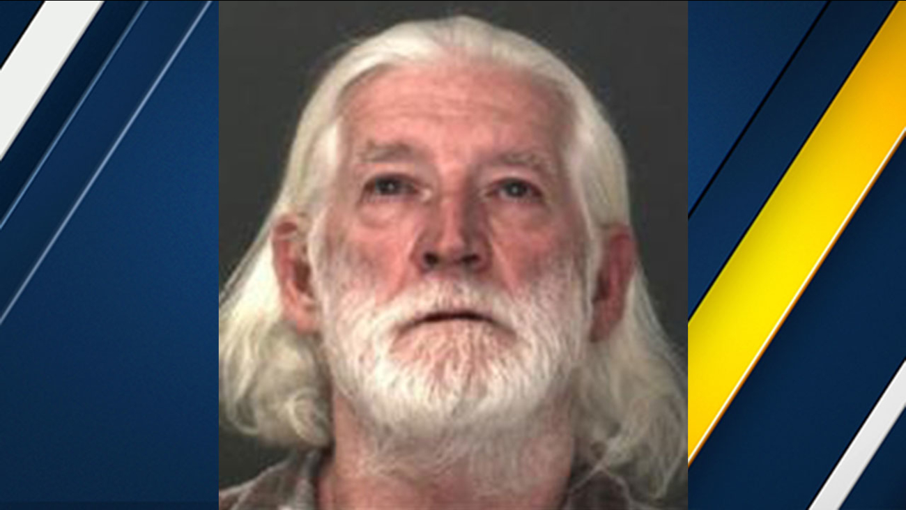 Thomas Goede, 63, of Big Bear was arrested for alleged possession of child pornography.