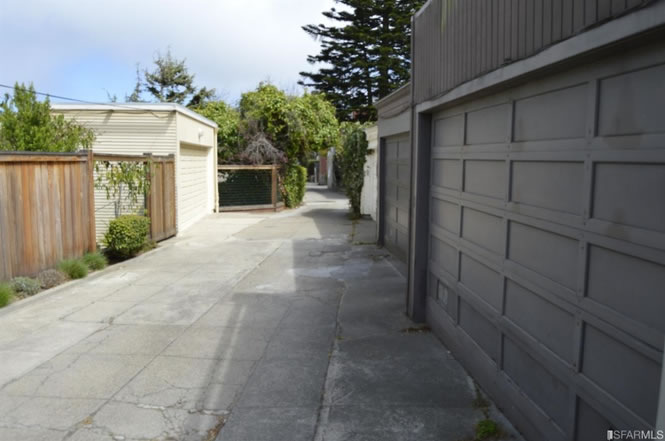 """<div class=""""meta image-caption""""><div class=""""origin-logo origin-image none""""><span>none</span></div><span class=""""caption-text"""">This image shows a driveway that's listed for sale in San Francisco for $35,000. (Redfin)</span></div>"""