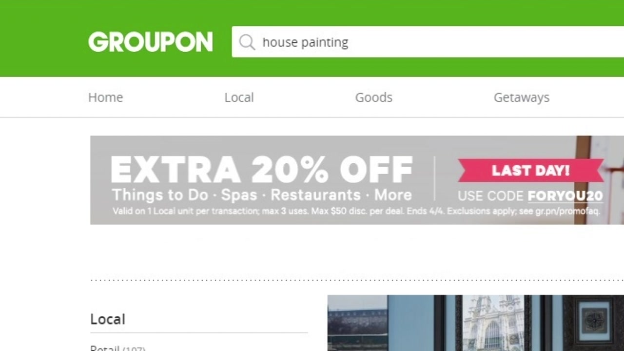 85e9ba60c31 Merchant disappears after woman buys deal on Groupon