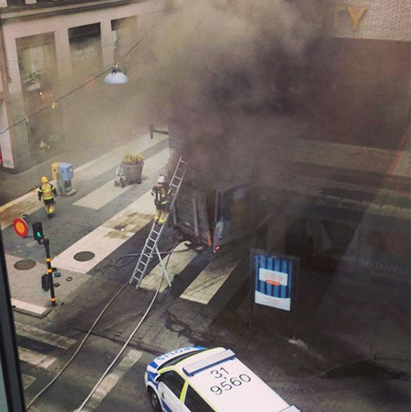 "<div class=""meta image-caption""><div class=""origin-logo origin-image none""><span>none</span></div><span class=""caption-text"">Truck on fire- Stockholm, Sweden attack (Dominik Armada)</span></div>"