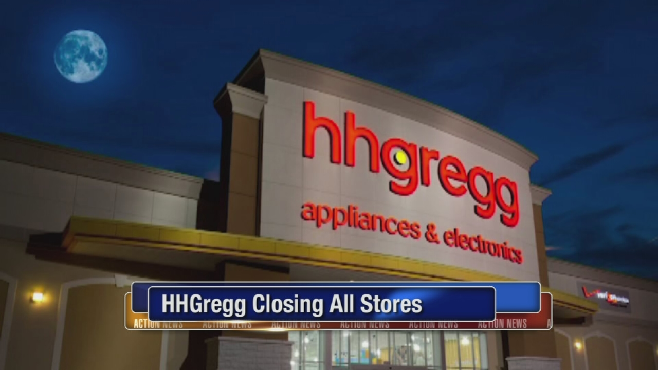 Electronics retailer hhgregg is going out of business 6abc colourmoves