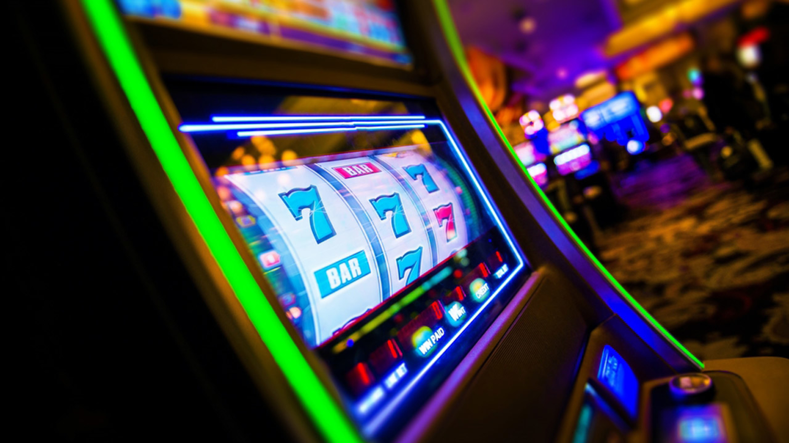Man denied $100,000 jackpot because friend pushed the button ...