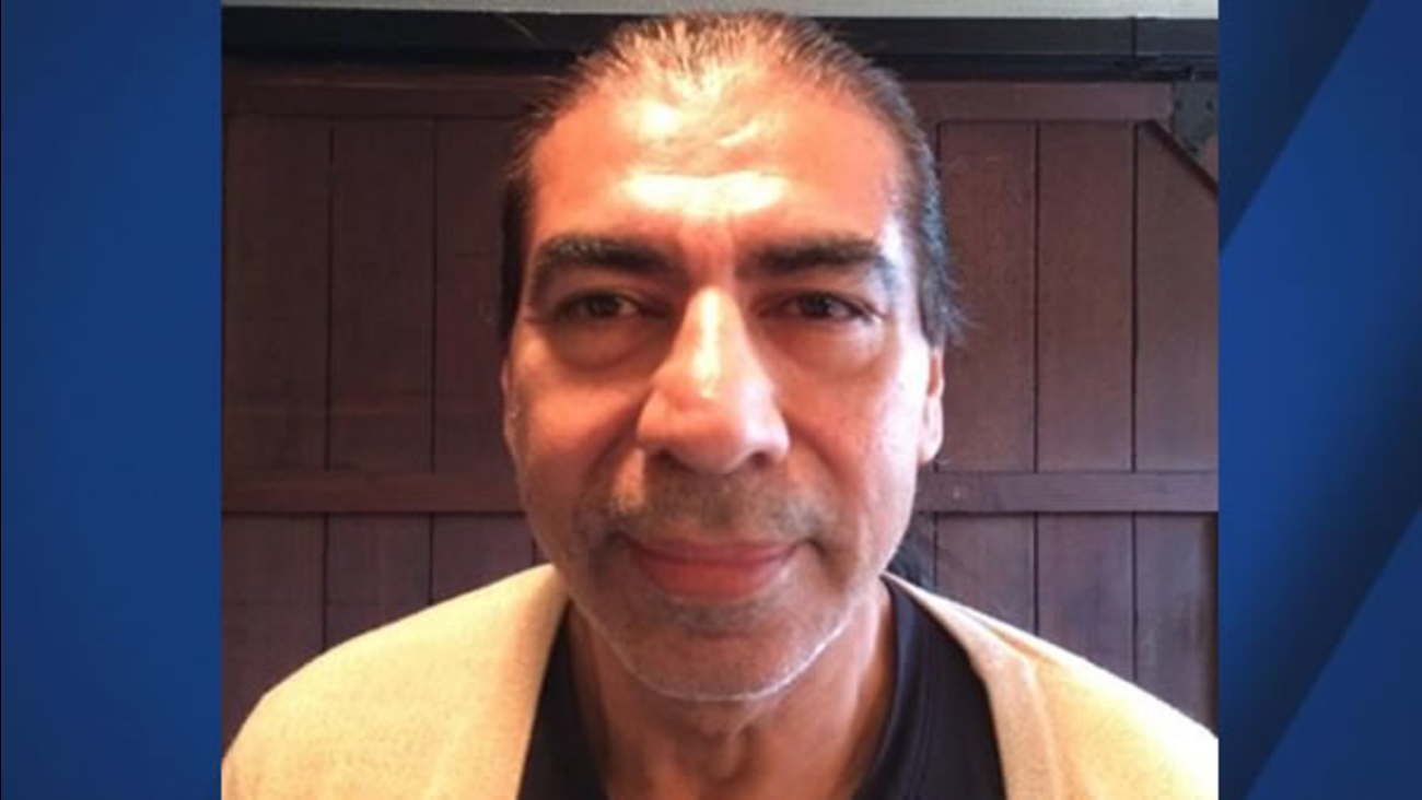 Jose Plascencia, 55, was arrested on suspicion of sexually assaulting clients he had at his East Palo Alto, Calif. home on Thursday, APril 6, 2017.