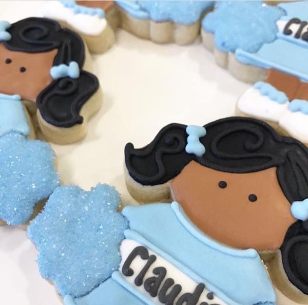<div class='meta'><div class='origin-logo' data-origin='WTVD'></div><span class='caption-text' data-credit=''>Southern Sugar Bakery makes about 100 customized cookies a week</span></div>