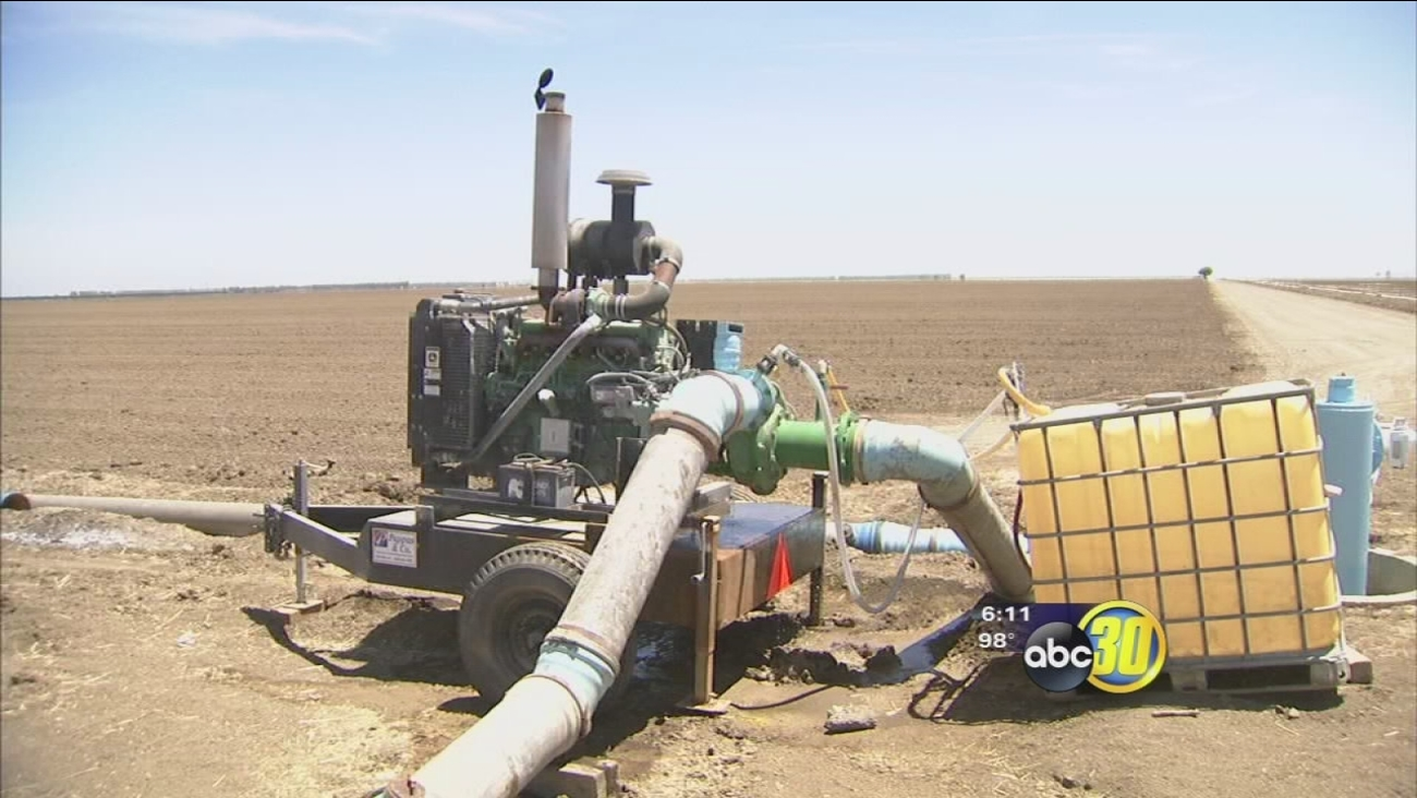 Water Pumping Causing Valley To Sink Could Trigger Earthquakes California 1 Turn Off Gas
