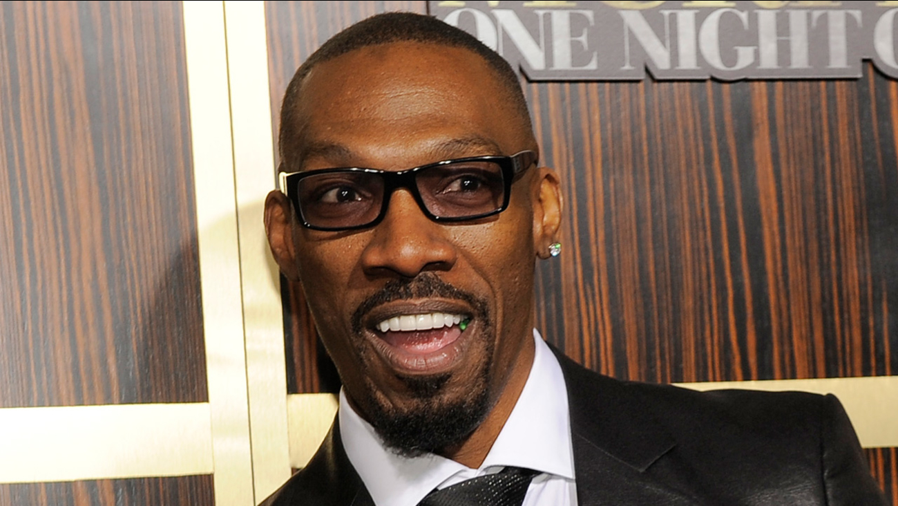 "Charlie Murphy poses at ""Eddie Murphy: One Night Only,"" a celebration of Murphy's career at the Saban Theater on Saturday, Nov. 3, 2012, in Beverly Hills."