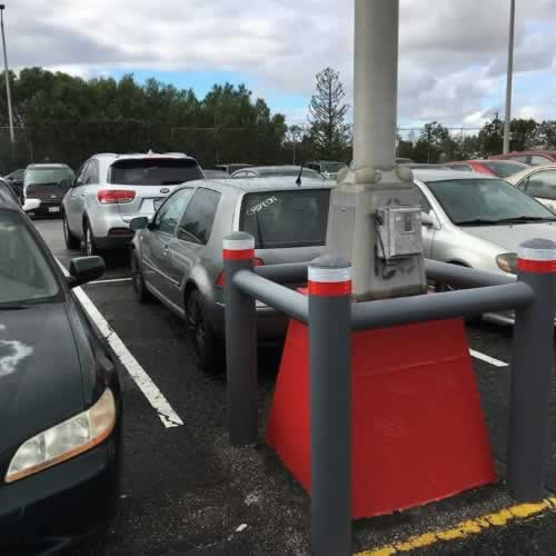 "<div class=""meta image-caption""><div class=""origin-logo origin-image none""><span>none</span></div><span class=""caption-text"">This unfortunate parking situation in the Tesla employee parking lot in Fremont, Calif. was captured and posted to Instagram on Jan. 12, 2017. (Photo by TeslaParkingLot/Instagram)</span></div>"