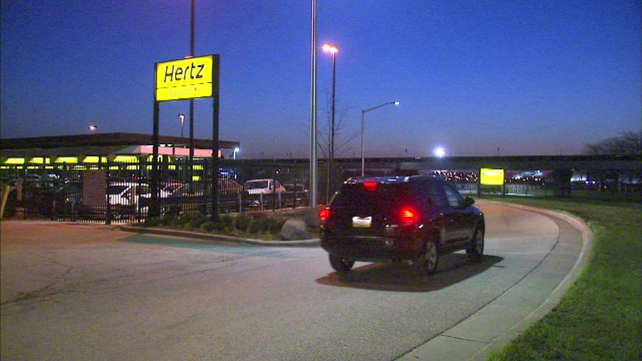 Police Cars Stolen From Car Rental Lot Near O Hare
