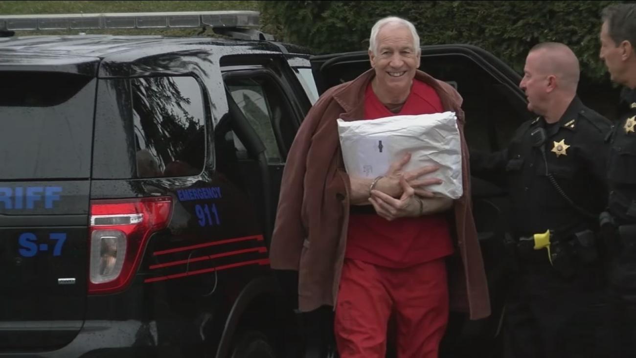 Sandusky attorneys seek testimony from TV producer