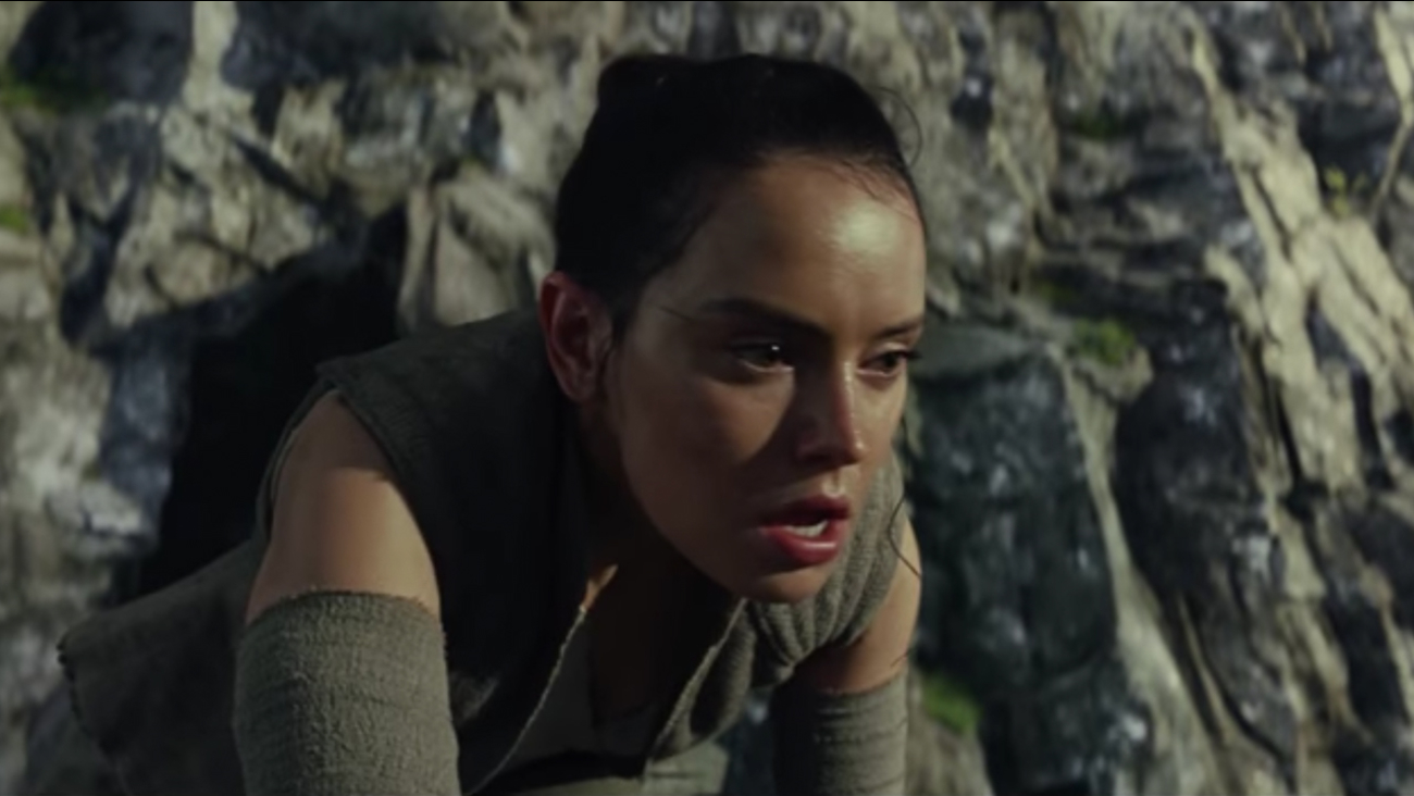 Image of Daisy Ridley