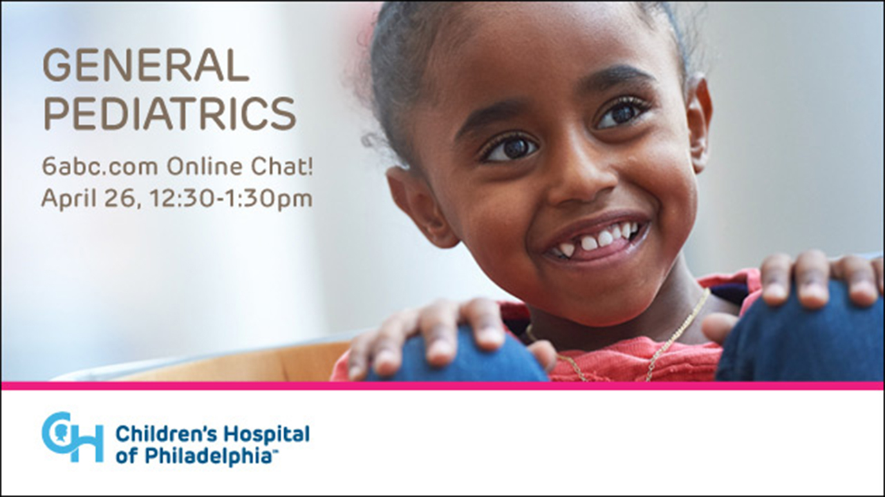Chat with CHOP: Pediatric Sports Medicine | 6abc com