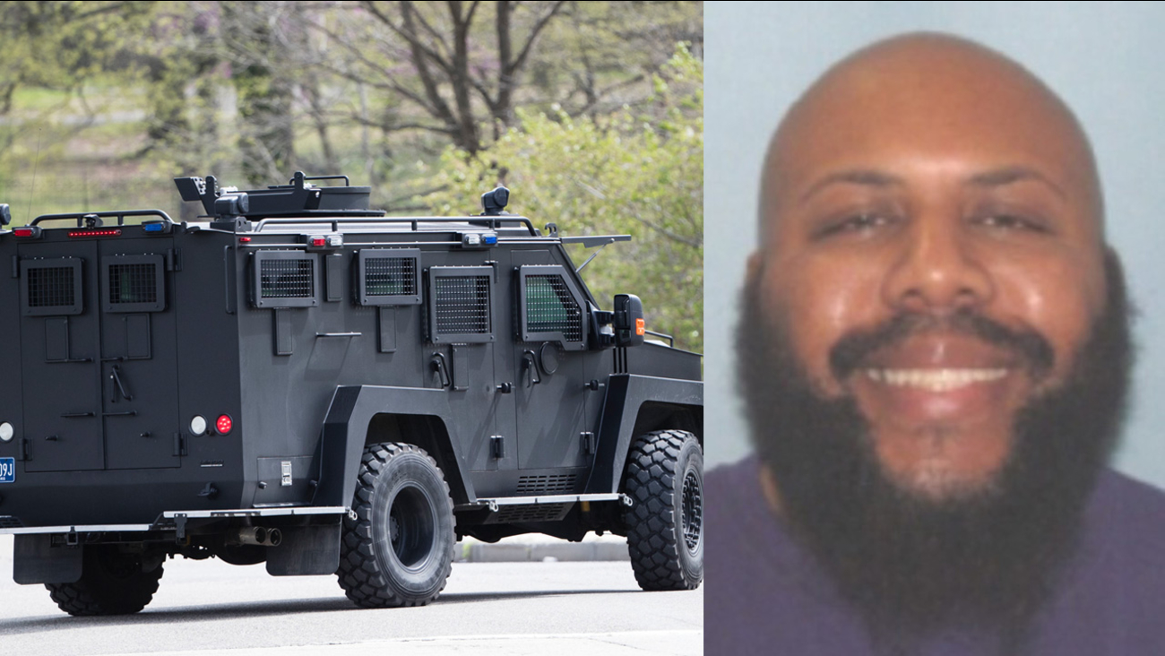 An undated photo of Steve Stephens, who Cleveland police say broadcast a fatal shooting of another man live on Facebook Sunday, April 16, 2017.