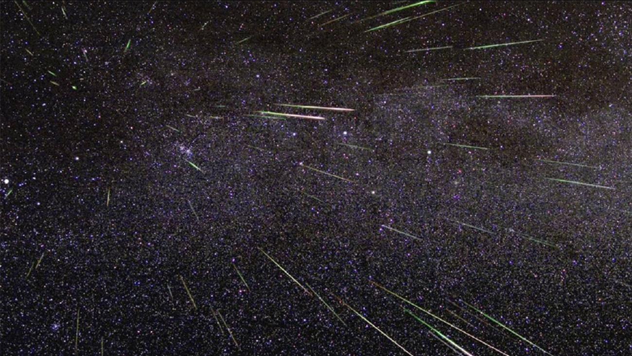Lyrid meteor show to peak this weekend