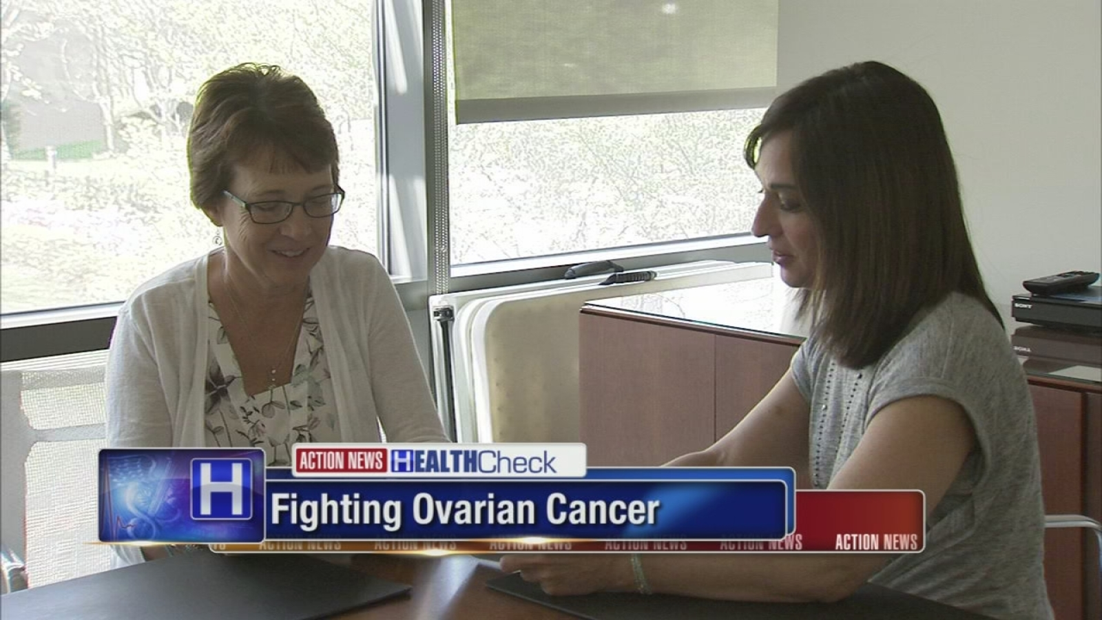 Ovarian Cancer Survivor Prepares For Sandy Sprint With Help From New Drug 6abc Philadelphia
