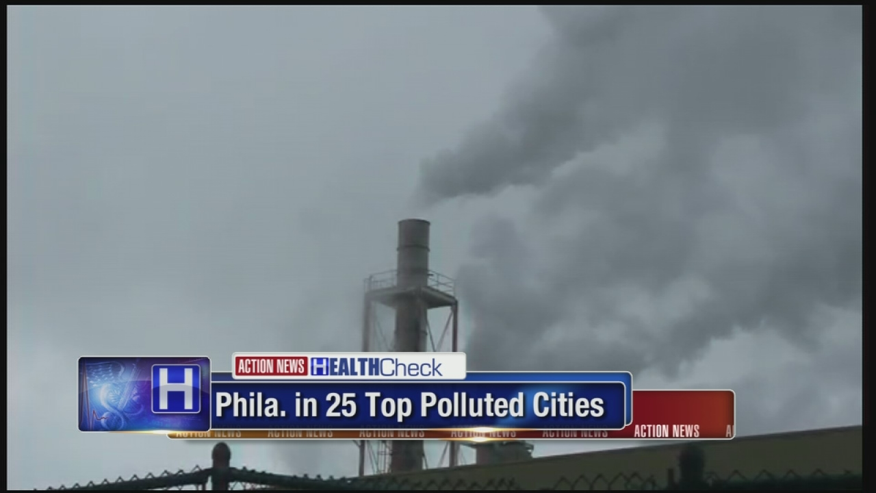 Report: Del. Valley making progress cleaning up air pollution