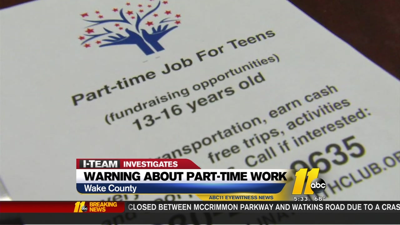 Teen Jobs Hiring Near Me >> Watch Out For Teen Job Scams