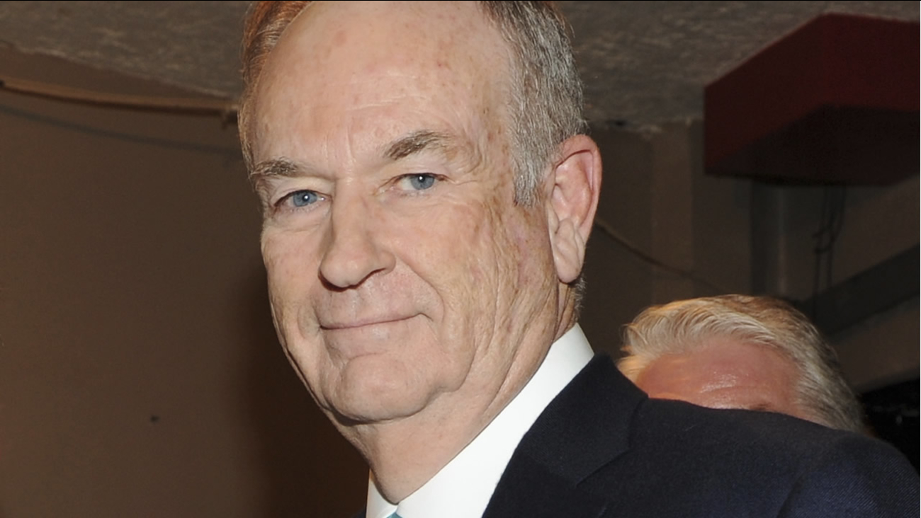 "This 2012 file photo shows former Fox News commentator Bill O'Reilly at the Comedy Central ""Night Of Too Many Stars: America Comes Together For Autism Programs""  in NYC. (AP Photo)"