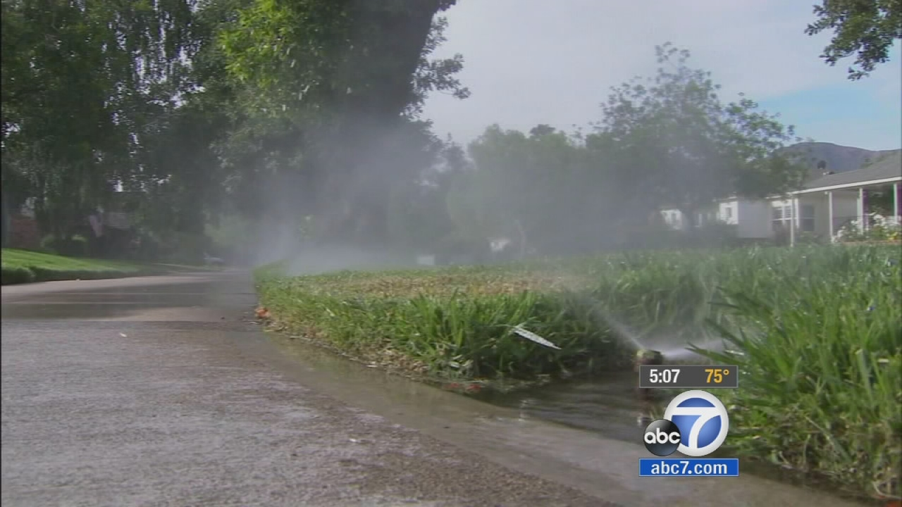 Water use statewide went up by 1 percent over the past year, according to the State Water Resources Control Board, despite the statewide drought.