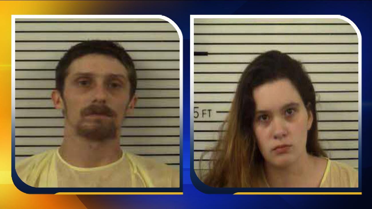 7-week-old found with broken bones, parents arrested