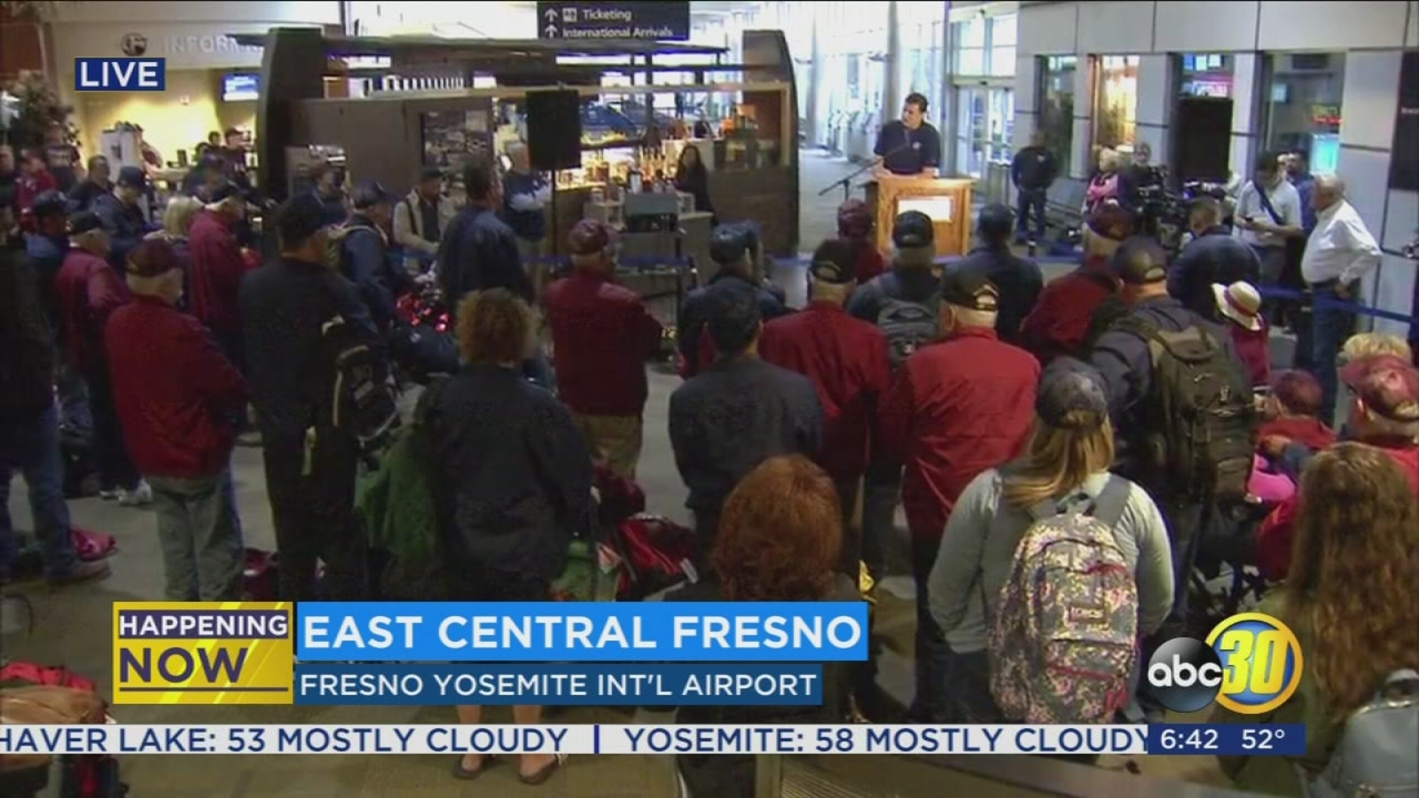 Central Valley Honor Flight Is Headed For Washington D C