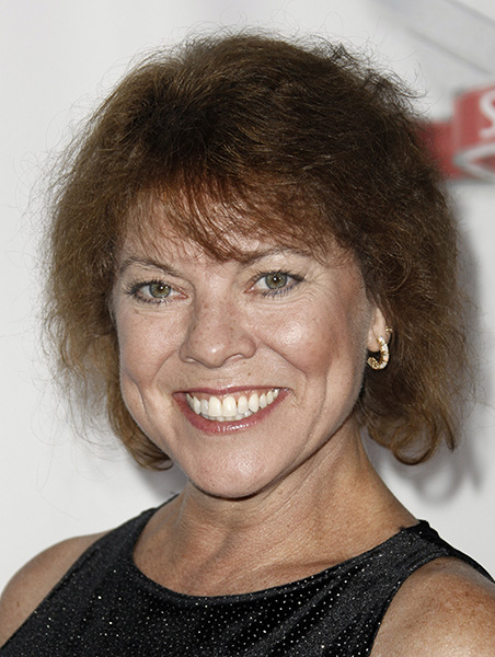 <div class='meta'><div class='origin-logo' data-origin='AP'></div><span class='caption-text' data-credit='Matt Sayles/AP Images'>Erin Moran, star of sitcoms &#34;Happy Days&#34; and &#34;Joanie Loves Chachi,&#34; died on April 22, 2017, at age 56.</span></div>