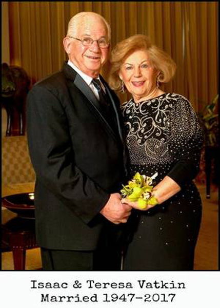 "<div class=""meta image-caption""><div class=""origin-logo origin-image none""><span>none</span></div><span class=""caption-text"">Isaac and Teresa Vatkin. (Courtesy of Howard Handler/Daily Herald)</span></div>"