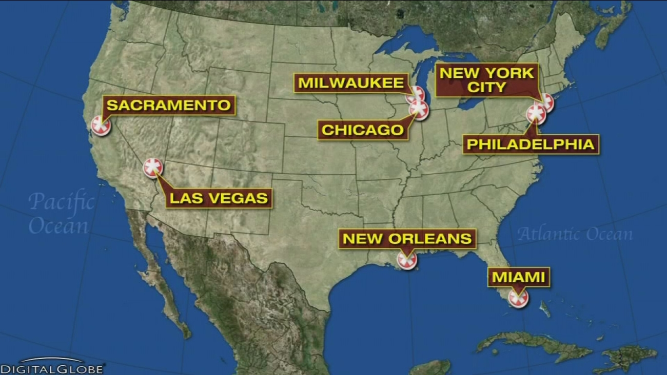 Sanctuary cities must cooperate with immigration authorities