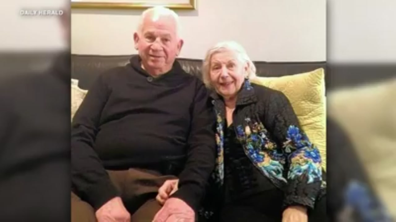 Illinois Couple Married for 69 Years Dies 40 Minutes Apart