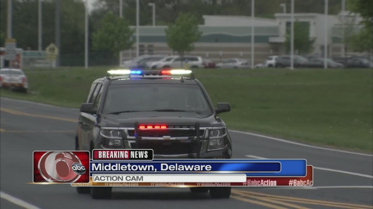 Suspect in murder of Delaware State Police trooper shot, killed
