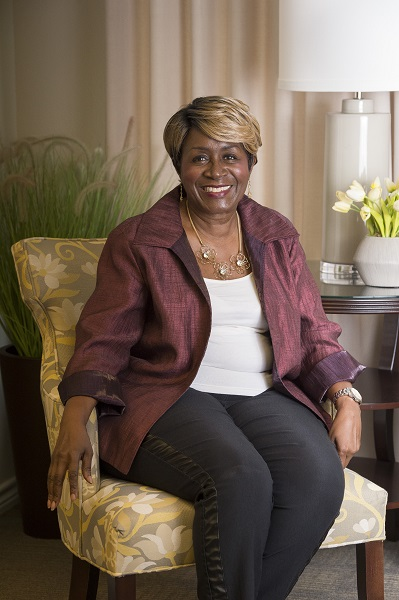 <div class='meta'><div class='origin-logo' data-origin='none'></div><span class='caption-text' data-credit=''>Meet Juanita Washington. She is one of 15 women who will take to the stage Thursday, competing for the crown and title of Ms. Pasadena Senior.</span></div>