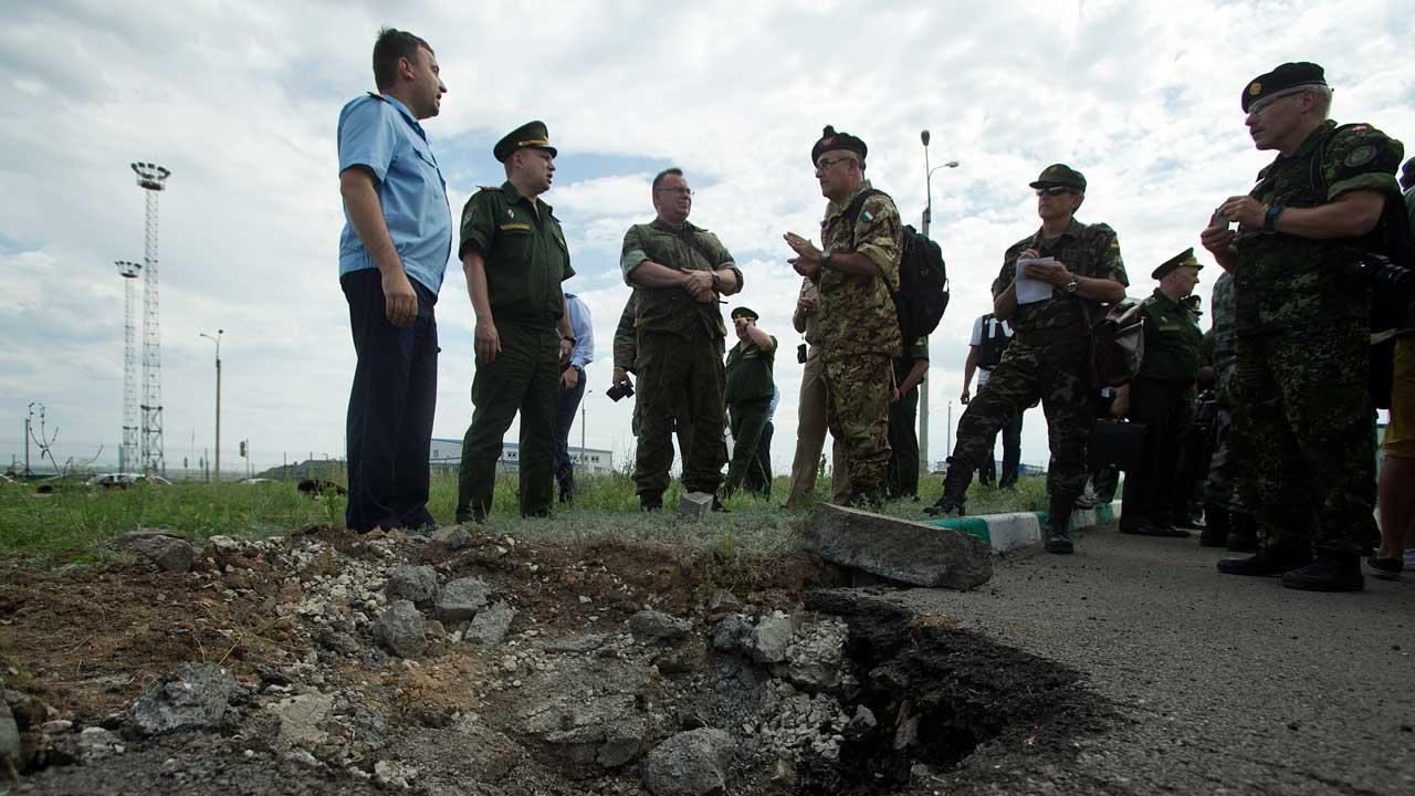 Russia Ukraine conflict