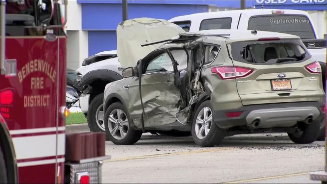 Bensenville crash