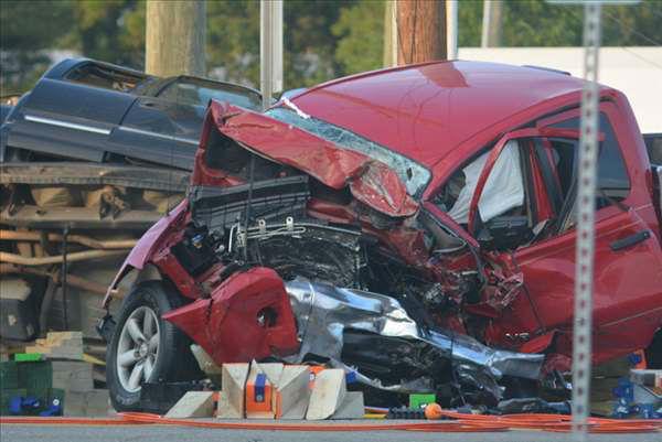 Raleigh Fayetteville Road Car Crash